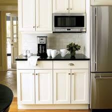 Built In Kitchen Cabinets Best 25 Microwave Cabinet Ideas On Pinterest Microwave Storage