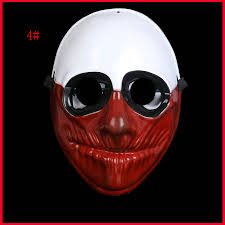 halloween resurrection mask trick or treat halloween ii mask