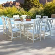 Teak Patio Dining Sets - teak patio furniture costco
