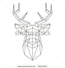 deer head stock images royalty free images u0026 vectors shutterstock