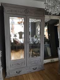 Mirror Armoire Wardrobe Armoire