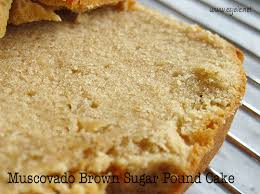 muscovado brown sugar pound cake e u0027s joie