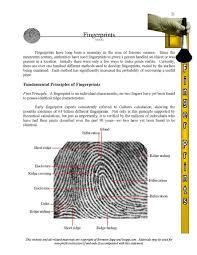unit 4 fingerprints