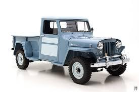 jeep pickup 1948 willys overland jeep pickup hyman ltd classic cars