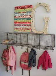 Entryway Cubbie Shelf With Coat Hooks Best Ideas For Entryway Storage