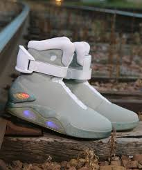 size 5 light up shoes back to the future 2 light up shoes