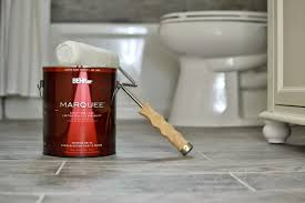 behr bathroom paint color ideas how i renovated our bathroom on a budget
