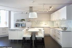 cuisine ikea faktum abstrakt gris cuisine ikea faktum abstrakt blanche ikea kitchens
