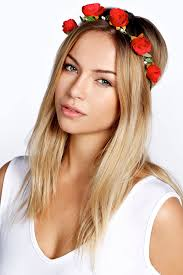 floral headband boohoo cara elasticated floral headband where to buy how to wear