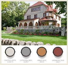 paint colors for tudor style house u2013 idea home and house