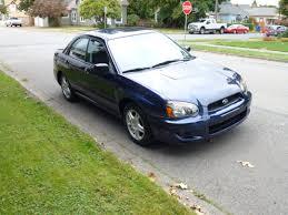 subaru light green 2005 subaru impreza awd auto sales