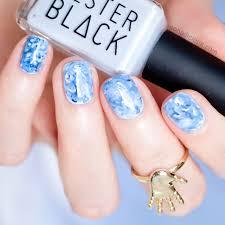 tutorial nail art foil foil drag marble nail art how to sonailicious bloglovin