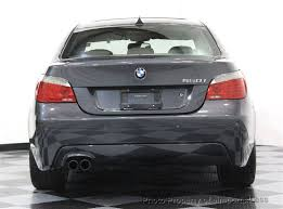 2010 bmw used 2010 used bmw 5 series 550i 6 speed m sport navigation at