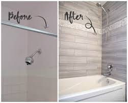 bathroom tile paint ideas how to update a tile shower tub in a weekend diy bathroom