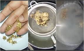 clean gold jewelry with baking soda and vinegar style guru