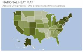 Most Expensive 1 Bedroom Apartment Two New England States Most Expensive For Assisted Living