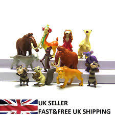 film u0026 disney characters specific character ice age ebay