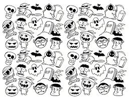 halloween color page halloween coloring pages for adults justcolor