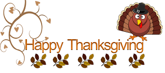 happy thanksgiving from the reader service