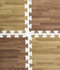 dark oak u0026 light oak wood grain floor mats 26 2 u0027 x 2 u0027 tiles