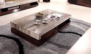Glass And Wood Coffee Tables by Furniture Black Granite And Glass Coffee Table On Table Coffee