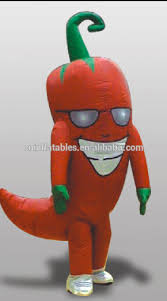 Pepper Halloween Costume Inflatable Pepper Inflatable Pepper Suppliers Manufacturers