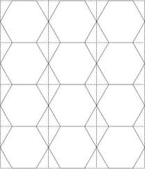 27 images of 8 inch hexagon template printable infovia net
