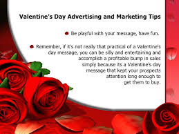 valentines sales s day advertising tips and marketing ideas