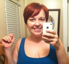 images of neckline haircut on fat women 18 best pixie images on pinterest pixie cuts short cuts and pixie