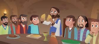 in new bible app for kids story u201ca goodbye meal u201d jesus shares