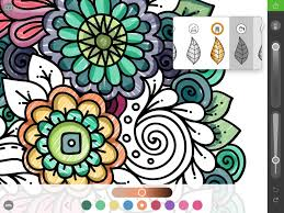 pigment review the first coloring book app to get it right
