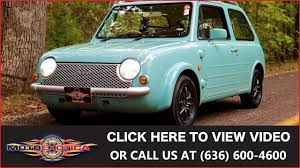 1989 nissan stanza 1989 nissan pao for sale youtube