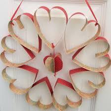 valentines day wreaths s day wreaths thriftyfun