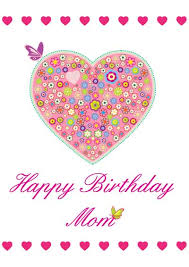 birthday card gallery of printable birthday cards for mom free