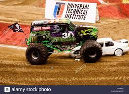 monster truck shows in texas april 14 2011 houston texas u s grave digger chad tingler