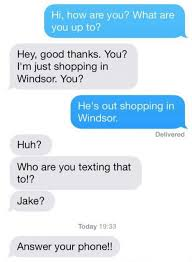 Funny Texting Jokes - text prank
