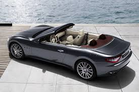 convertible sports cars new 2011 maserati gran cabrio future cars convertible sports