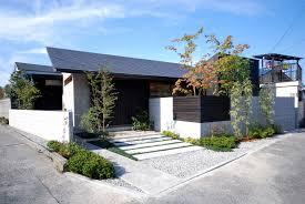 one floor house one story modern house design for elders home improvement