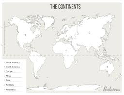 printable map of asia with countries and capitals world continents printables map quiz
