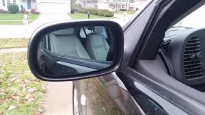 door mirror glass replacement how to replace door mirror glass on a saab 9 3 gm fcp euro