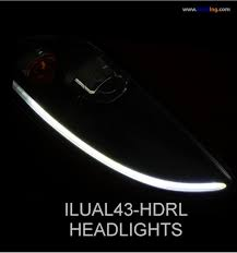 f430 ilual43 hdrl drl headlights