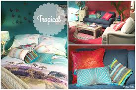home inspiration tropical paradise vintage frills