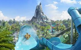 universal orlando releases details on volcano bay u0027s slides and