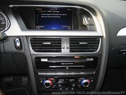 audi a4 mmi audi a4 mmi navigation all pictures top