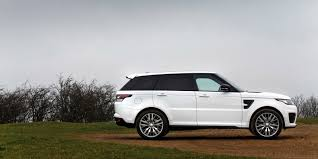 land rover rover land rover range rover sport svr review carwow
