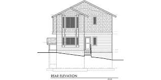 three story house plans view plan w great rm kitchen on third floor decks