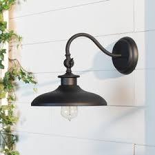 Barn Lighting Fixtures Barn Light Outdoor Wall Lighting You Ll Wayfair