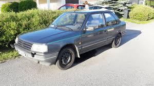 peugeot 309 glx 1 6 3d sedan 1992 used vehicle nettiauto