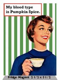 Pumpkin Spice Meme - every pumpkin spice thing you can buy this fall happy autumn meme
