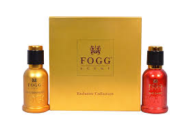 gift set buy fogg scent gift set of two 50ml 50ml chief and commander
